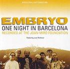 EMBRYO One Night in Barcelona album cover