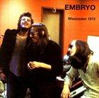 EMBRYO Wiesbaden 1972 album cover