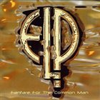EMERSON LAKE AND PALMER Fanfare For The Common Man album cover