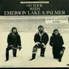 EMERSON LAKE AND PALMER On Tour album cover
