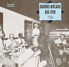 EMILE BARNES Big Five album cover