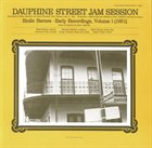 EMILE BARNES Emile Barnes: Early Recordings, Vol. 1 (1951) Dauphine Street Jam Session album cover