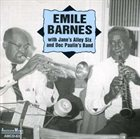 EMILE BARNES With Jane's Alley Six and Doc Paulin's Band album cover