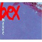 EMMANUEL BEX Mauve album cover