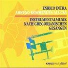 ENRICO INTRA Ahnung Kommenden Glücks album cover