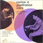 ENRICO INTRA Duo by Gianfranco and Enrico Intra album cover