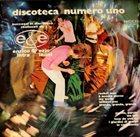 ENRICO INTRA Enrico Intra, Ezio Leoni : Discoteca Numero Uno album cover