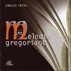ENRICO INTRA Melodie Gregoriane album cover