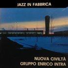 ENRICO INTRA Nuova civiltà album cover