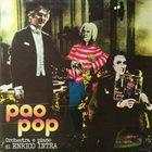 ENRICO INTRA Paopop album cover