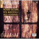 ENRICO RAVA Chanson album cover