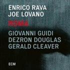 ENRICO RAVA Enrico Rava, Joe Lovano : Roma album cover