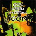 ENRICO RAVA Icon (with Claudio Fasoli, Franco D'Andrea) album cover
