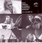 ENRICO RAVA Live At JazzBO' 90 (with Urbani, D'Andrea , Tommaso , Romano) album cover