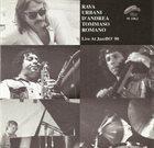ENRICO RAVA Live at JazzBo'90 album cover