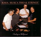 ENRICO RAVA Smiling In Hollywood (with  Rusca Trio & Strings) album cover
