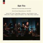 EPLE TRIO Live At Victoria, Nasjonal Jazzscene - Oslo (NO) album cover