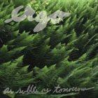ERGO As Subtle As Tomorrow album cover