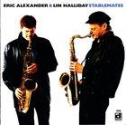 ERIC ALEXANDER Eric Alexander & Lin Halliday : Stablemates album cover