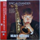 ERIC ALEXANDER Heavy Hitters album cover