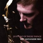 ERIC ALEXANDER Just One Of Those Things album cover