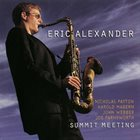 ERIC ALEXANDER Summit Meeting album cover