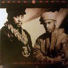 ERIC B. & RAKIM Let The Rhythm Hit 'Em album cover
