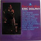 ERIC DOLPHY Here and There album cover
