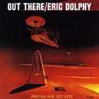ERIC DOLPHY Out There album cover