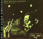ERIC DOLPHY Outward Bound  :Prestige RVG Remasters Series} album cover