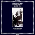 ERIC DOLPHY Quartet 1961 (aka Softly, As In A Morning Sunrise aka Complete Recordings aka Live In Germany aka Munich Jam Session December 1-1961,etc,etc) album cover