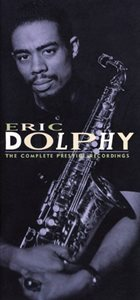 ERIC DOLPHY The Complete Prestige Recordings album cover