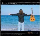 ERIC HANSEN 360 | blue album cover