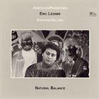 ERIC LEGNINI Eric Legnini Trio : Natural Balance album cover