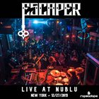 ESCAPER Live at Nublu (New York, 12​/​27​/​19) album cover