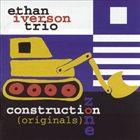 ETHAN IVERSON Construction Zone (Originals) album cover
