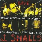 ETHAN IVERSON Live At Smalls album cover