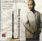 EVAN CHRISTOPHER Remembering Song album cover