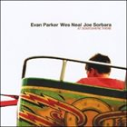 EVAN PARKER At Somewhere There album cover