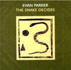 EVAN PARKER The Snake Decides album cover