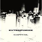 EXTEMPORIZE Capital album cover