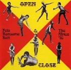 FELA KUTI Open & Close Album Cover