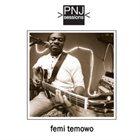 FEMI TEMOWO Pnj Sessions album cover