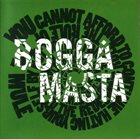 FLAT EARTH SOCIETY Flat Earth Society, David Bovée : Boggamasta album cover