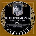FLETCHER HENDERSON 1927 album cover