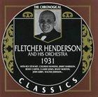 FLETCHER HENDERSON Fletcher Henderson And His Orchestra - 1931 album cover