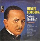 FLETCHER HENDERSON Fletcher Henderson And His Orchestra : Swing's the Thing Volume 2 album cover
