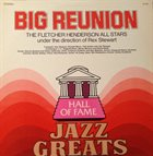 FLETCHER HENDERSON The Big Reunion (aka Tribute To Fletcher Henderson) album cover
