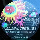 FLOATING POINTS Vacuum EP album cover