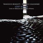 FRANCESCO BEARZATTI Lost Songs : Live At Abbazia Di Rosazzo Winery album cover